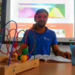 ISMAEL en Apoyo al Estudio, Fútbol Sala y Multideporte